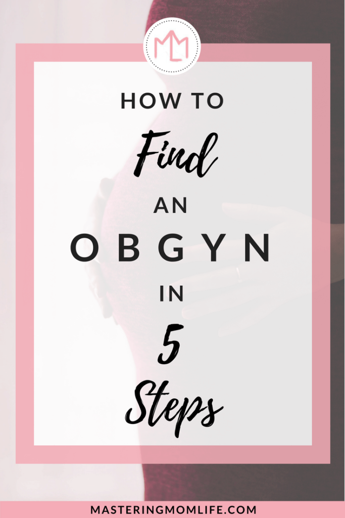 How to Find an OBGYN (Obstetrician) in 5 Steps | Pregnancy | First Trimester | #pregnant #ultrasound