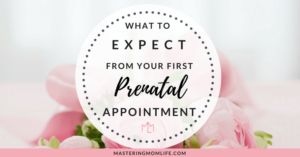 First Prenatal Appointment | What to Expect at your OBGYN | First Trimester | Pregnancy | #pregnant #ultrasound #mom