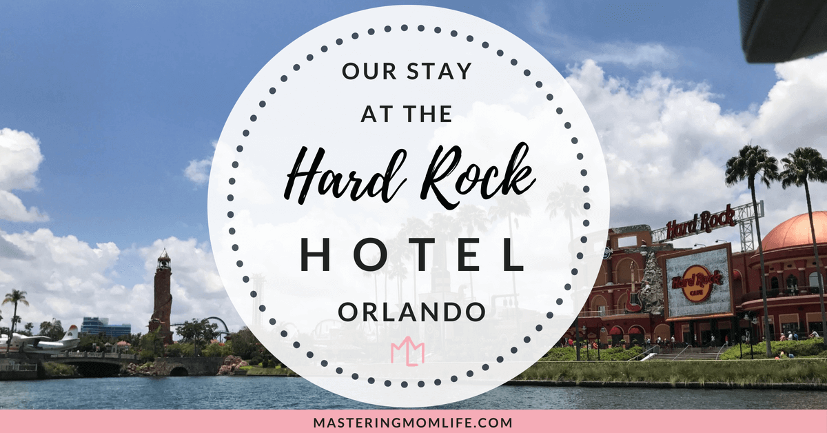 Hard Rock Hotel Orlando | Review of Our Stay | Family Travel | Marriage Tips | #travel #vacation