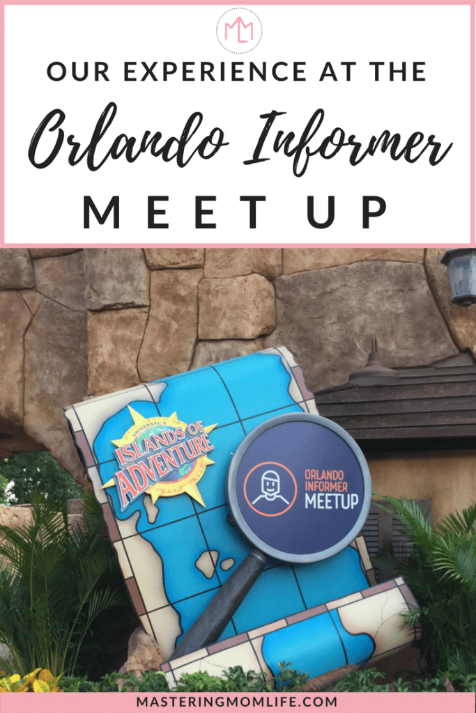 Orlando Informer Meet Up | Our Experience June 2018 | Family Travel | Strong Marriage | #vacation #travel #universalstudios