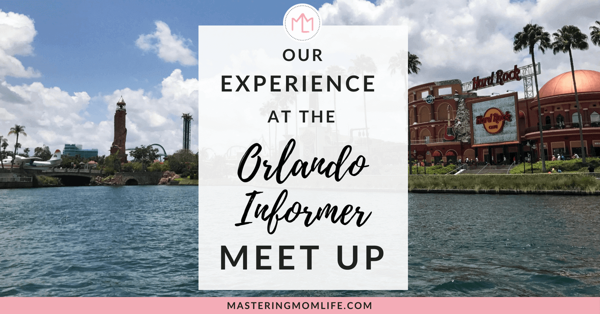 Orlando Informer Meet Up: Our Experience June 2018 | Family Travel | Strong Marriage | #vacation #travel #universalstudios