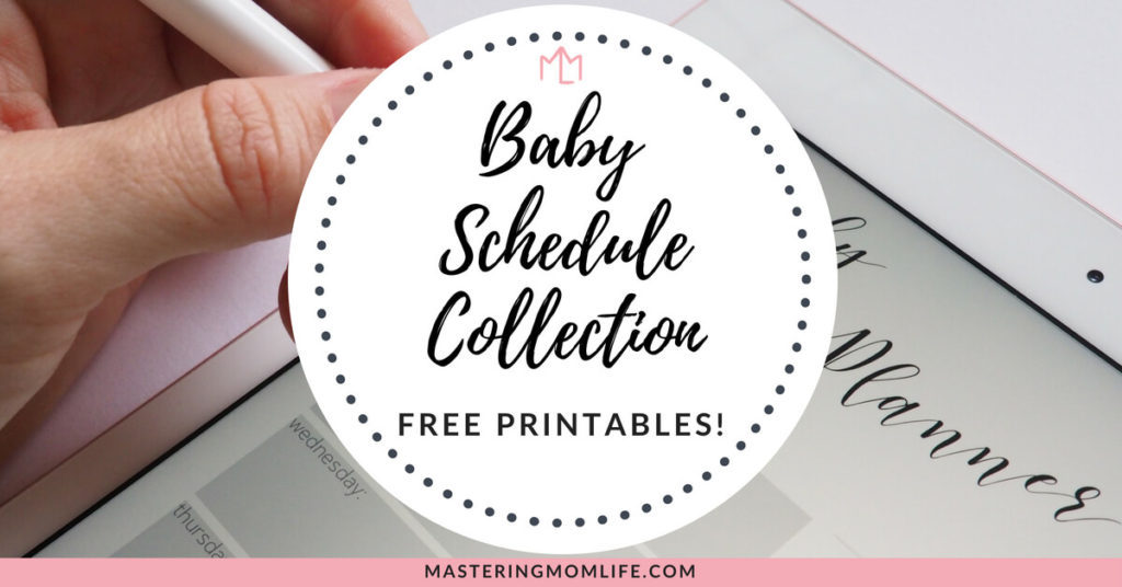Baby Schedule Collection