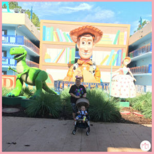 Disney's All-Star Movies Resort Woody