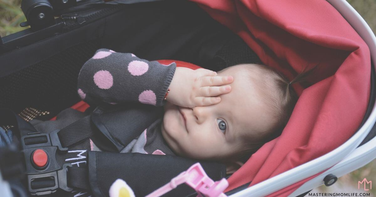 What to do when your baby hates the car seat