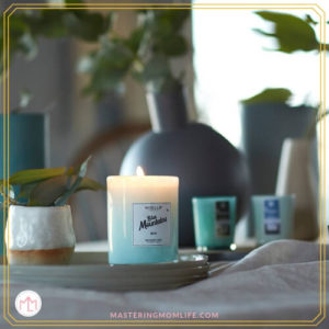 Candle | Getting Your House ready for guests