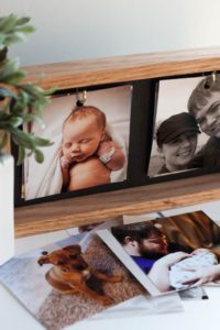 DIY Photo Gift Instagram Picture Frame