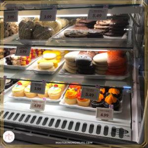 Disney World Dessert Case Main Street