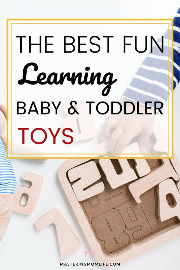 The Best fun Learning Baby and Toddler Toys Gift Guide