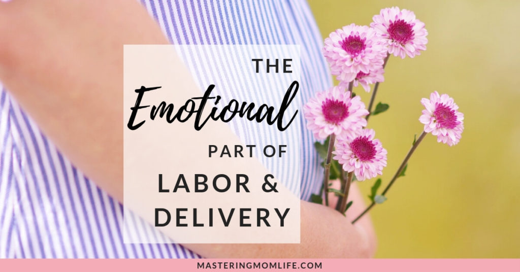 Emotional Side of Labor and Delivery | Birth Affirmations | Preparing For My Baby