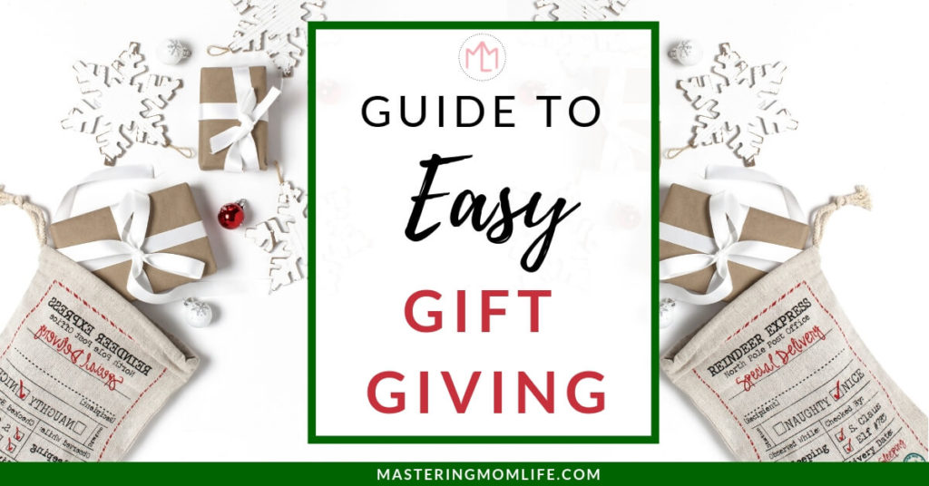 5 Steps Guide to Easy Gift Giving
