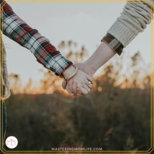 Holding Hands: Tips for a happy marriage after kids