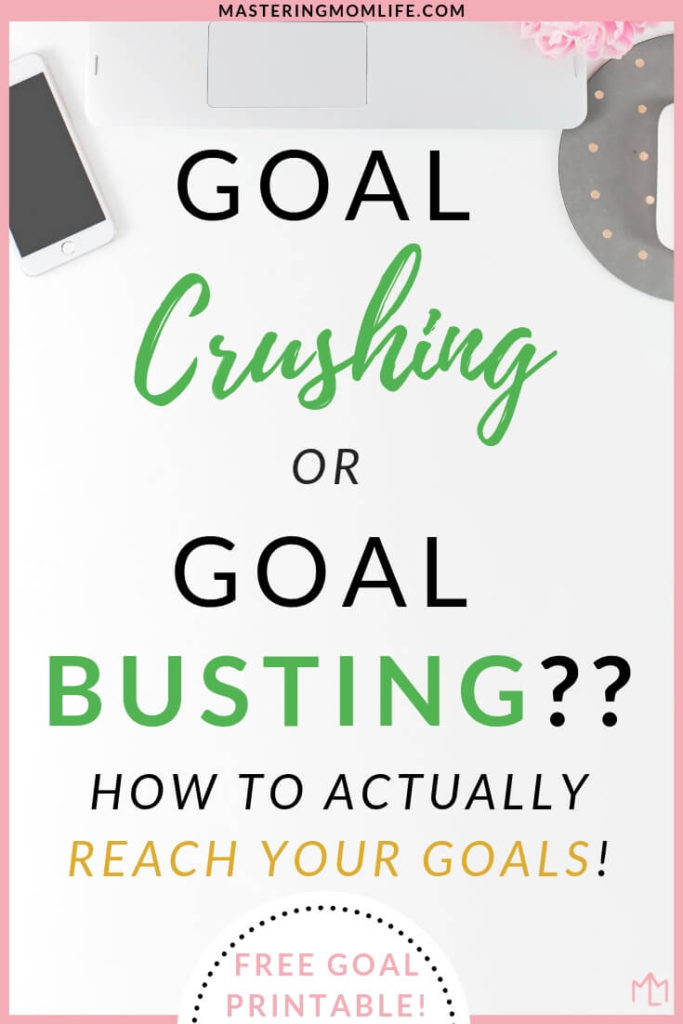 How to reach your goals | 3 steps to actually reach your goals fast and learn to keep them! | Reach your goals motivation | goal setting | goal planning | free printable | #goalsetting #goalplanning #goals