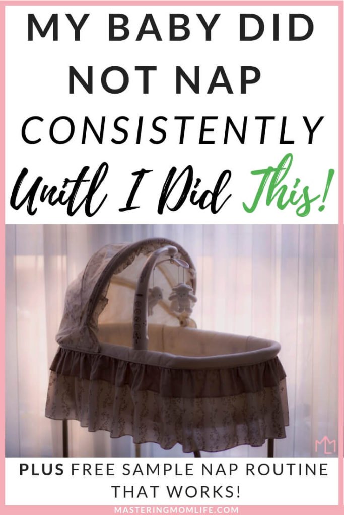 Nap Routine Baby | Baby Tips | Importance of a Baby Nap Routine | Consistent Naps | new parents | printable | new mom | Baby Nap | Baby Napping Tips | Baby Tips | Baby Schedule | #momtips #newmoms #parentingtips