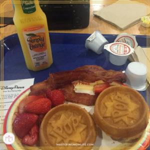 Save money at Disney World - Kids meal