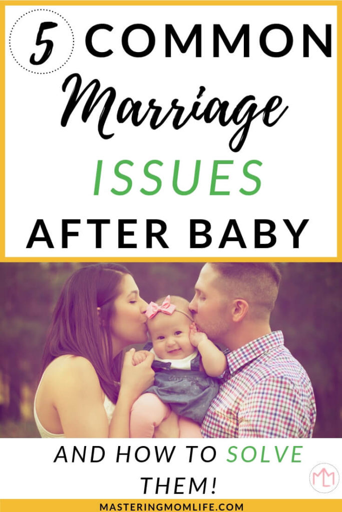 5 Common Marriage After Baby Issues and how to Solve them! | Marriage After Baby | Marriage after kids | Marriage Advice | Truth about marriage | Marriage tips | New Mom Wife | New Husband Husband | #marriageadvice #marriagetips