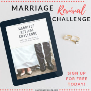 Marriage Revival Challenge