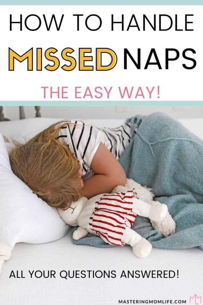 How to Handle Missed Baby & Toddler Naps