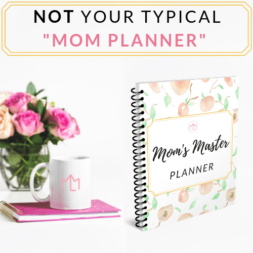 Mom's Master Planner | Opt In Image