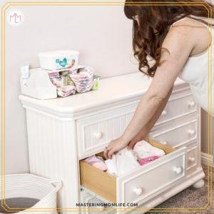 Necessary Baby Furniture - Dresser