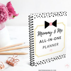 Mommy Planner | Free Mom Planner