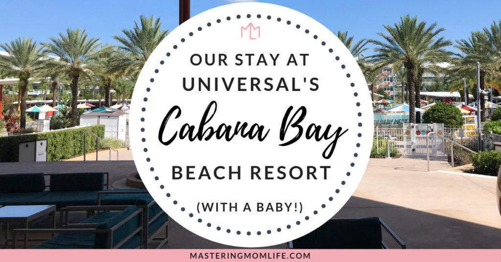 Our Stay at Universal's Cabana Bay Beach Resort