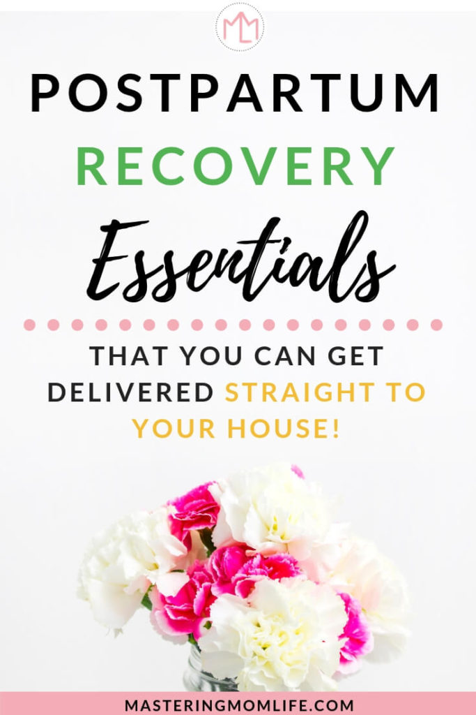 Ultimate List of Postpartum Recovery Essentials | Postpartum Recovery Essentials You Need to Heal Faster | Postpartum Recovery Healing After Birth | Mom Advice | Postpartum Recovery Essentials | Ultimate Essentials List | Labor and Delivery | New Mom Advice | Fourth Trimester |Free Checklist | Postpartum Recovery | Postpartum Kit | Labor and Delivery | #newmom #postpartumrecovery #postpartum