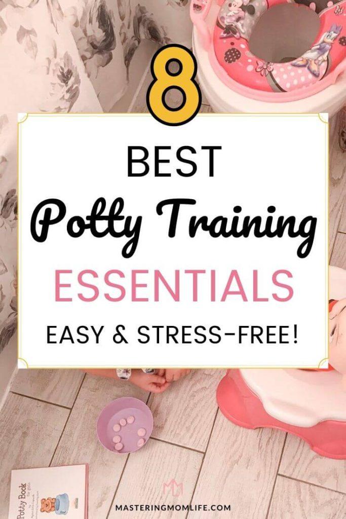 8 Best Potty Training Essentials