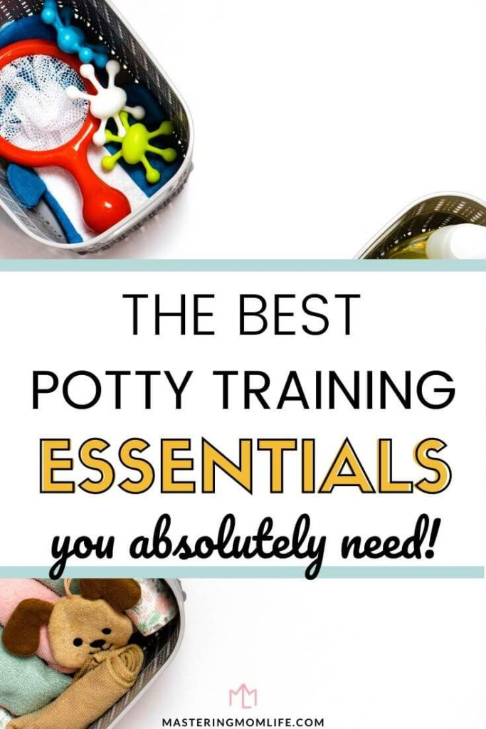 The Best Potty Training Essentials for a stress-free training