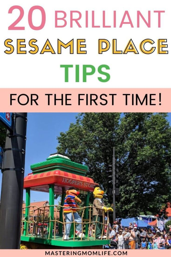 20 Brilliant Sesame Place tips for first time visit
