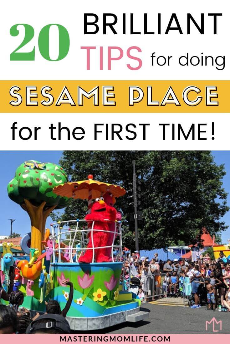 20 Brilliant Sesame Place tips
