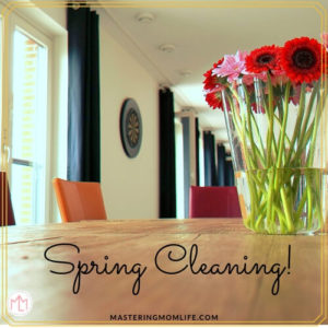 Simple Spring Cleaning Your Home