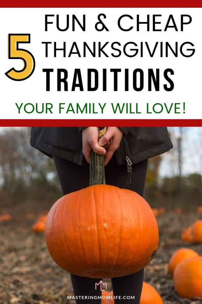 5 Fun and cheap Thanksgiving Traditions Traditions