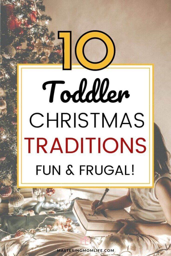 Toddler Christmas Ideas