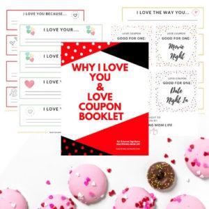 Valentine's Day Free Printable Booklet